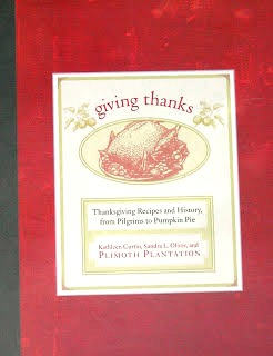 Giving thanks_book