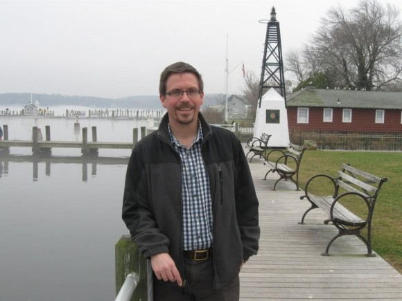 Chris Dobbs, the new Executive Director of Connecticut River Museum.