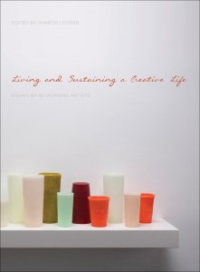 living_and_sustaining_a_creative_life_book_cover