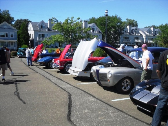 Classic car owners and spectators alike will enjoy the Sixth Annual Labor Day Car Show on Sept. 1 from 12 to 4 p.m. at Saybrook Point Inn.