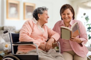Choosing a nursing home for a loved one requires careful research.